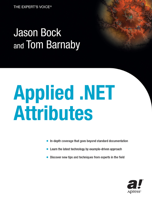 Applied .NET Attributes